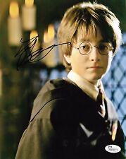 Daniel Radcliffe Harry Potter Autographed Signed 8x10 Photo JSA COA #6