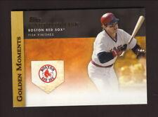 Carlton Fisk--2012 Topps Golden Moments Baseball Card--Boston Red Sox