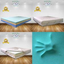 Materasso Memory viscoelastico MATRIMONIALE Basic Color Aloe Vera MIGLIOR PREZZ0
