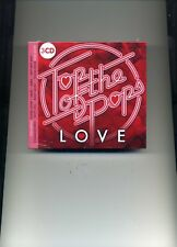 TOP OF THE POPS LOVE - CULTURE CLUB UB40 ELTON JOHN ABBA ASWAD - 3 CDS - NEW!!