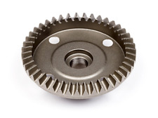 HPI 43 TOOTH STAINLESS CENTRE BEVEL GEAR-TROPHY HPI-101036
