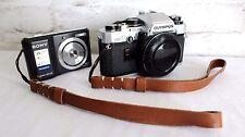 Echt Leder Kamera Tragegurt Handschlaufe Leather Camera Wrist Strap  Nikon  #227