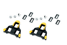 Shimano SPD-SL Cleats SM-SH11 - Schuhplatte - Gelb -  schwarz-gelb