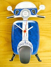 Scooter Wall Clock, Northern Soul Wall Clock, LI TV SX GP Mod Scooter Clock