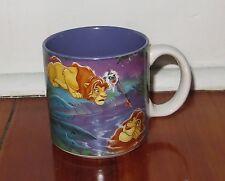 DISNEY'S THE LION KING Simba Rafiki Mufasa Reflection Coffee Mug