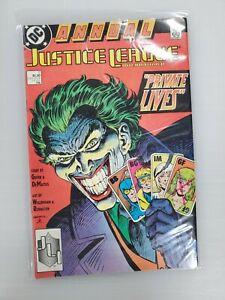 Justice League International Annual #2 DC Comics The JOKER