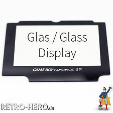 Game Boy Advance GBA SP Display Scheibe Screen Linse Sichtscheibe Ersatz GLAS