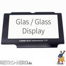 Game Boy Advance GBA SP Display Scheibe Screen Linse Sichtscheibe Ersatz GLAS