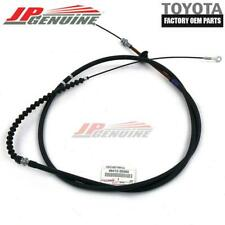 46410-35890 Parking Cable Assembly Genuine Toyota