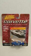 Rare Johnny Lightning 1963 Chevy Corvette Grand Sport Blue White Lightning Chase
