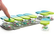 Pastillero Semanal 2 Tomas Diarias Organizador Compartimentos Removibles Sagely