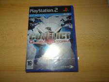 PS2 Conflict Global Storm UK Pal New & Sony Factory Sealed