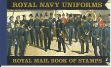 QE2 ROYAL NAVY UNIFORMS PRESTIGE BOOKLET DX47 2009