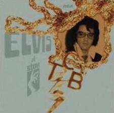 ELVIS PRESLEY: ELVIS AT STAX (RMST) (CD)