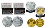 Apollo 11 50th Anniversary Man in Space Medals 2-Piece Commemorative Coin Set
