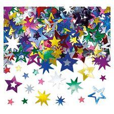 CONFETTI STELLE  Decorazione da TAVOLO 15 g coriandoli Addobbi Natale Compleanno