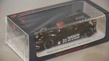 Spark S4560 - NISSAN GT-R LM Nismo n°23 LMP1 Test Car 2015  1/43