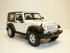 Jeep Wrangler 2007 Red 1/24 Welly 22489c
