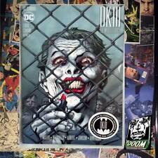 Dark Knight III Book Four #4 Master Race 1:500 Variant Jim Lee Joker MEXICO