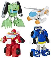 Hasbro Playskool Heroes Transformers Rescue Bots Griffin Rock Team
