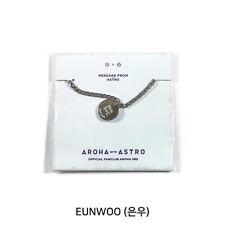 ASTRO Official FAN CLUB AROHA 3rd term Goods - Bracelet (EUNWOO)