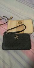 Sale! Authentic MK Wristlet Black