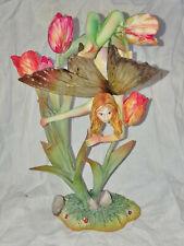 "Dragonsite Sheila Wolk ""The Guardian"" Fairy Figure Sw 41030 Retired 2006"