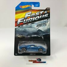 Ford GT-40 * Hot Wheels Fast & Furious * R29