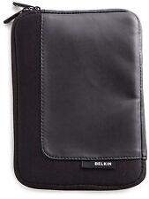 Belkin Neoprene Portfolio Sleeve Kindle Case F8N098 Black New