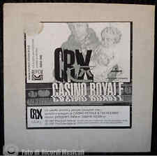 CASINO ROYALE - CRX	1997	CDS PROMO