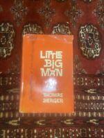 Little Big Man Thomas Berger 1st Edition Novel 1st Printing Hardcover w Dust jac