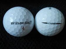 "20 WILSON STAFF - ""D:25"" -  Golf Balls - ""MINT/PEARL/A"" Grades."