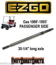 Ezgo 1989-1993 Gas Golf Cart Rear Axle Shaft (Passenger Side) 20377-G7
