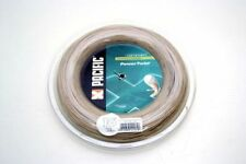 *NEU*Pacific PowerTwist Saitenset Saite natural Set 12m power Tennis string new