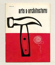1956 Craig Ellwood CSH no. 17 Premiere 14-pages ARTS + ARCHITECTURE Furniture
