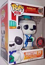 Funko Pop! Asia Exclusive Kung Fu Panda Fortune Po New