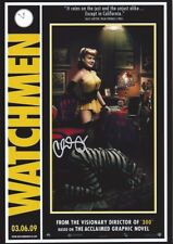 "Carla Gugino - Hand Signed Autograph Photo 8x12"" - Watchmen"