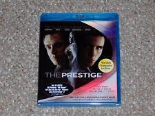 The Prestige Blu-ray 2007 Brand New Canadian Christopher Nolan