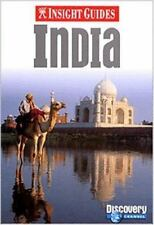 Insight Guides: India (1998, Paperback, Revised)