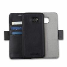 Samsung Galaxy S7 Leather Wallet w/Removable Cell Phone Case & Magnetic Closure