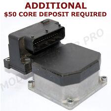 REMAN 1999 2000 2001 VW Passat ABS Pump Control Module 0273004283  Exchange
