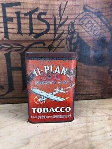 ZL3 Vintage Hi-Plane Single Engine Vertical Pocket Tobacco Tin
