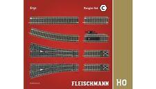 Fleischman 6191 Rangier-Set HO PROFI GLEIS