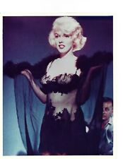 MARILYN MONROE CHEESECAKE STUNNING LINGERIE 1960s Vintage ORIG Photo 217