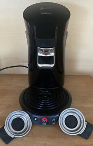 Philipps Senseo Viva Café Kaffeepadmaschine schwarz (wie Neu!)