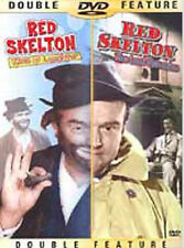 Red Skelton Double Feature - King of Laughter/ The Lost Episodes (DVD, 2002)