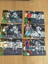 Cartes sportives, saison 1990 Panini lot