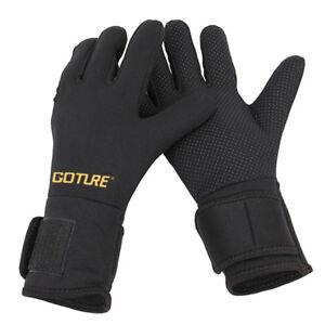 Full Finger Anti-slip Winter Fishing Gloves Breathable Waterproof Accessories