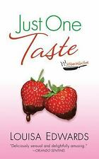 Just One Taste (Recipe for Love)-ExLibrary