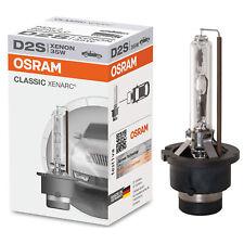 LAMPADINA OSRAM ORIGINALI 66240CLC D2S XENON 35W CLASSIC LINE XENARC